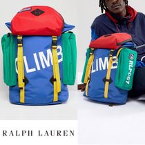 関税送料込☆Polo Ralph Lauren☆Hi Tech Backpack