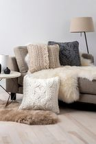 【UGG】ニット★Oversized Knit Pillow 3色