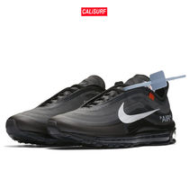 【大人気】Off-White x NIKE Air Max 97 Off-White Black