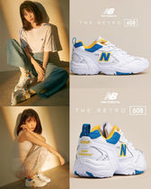 New Balance☆IU着用 UNISEX LIFE STYLE SHOES_WX608WP1
