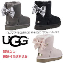 限定セール!♡UGG♡CUSTOMIZABLE BAILEY BOW MINI