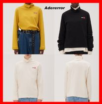 人気☆【ADERERROR】☆Over Wrapped Turtleneck T-shirt☆3色☆