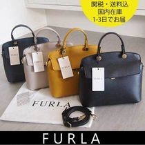 国内在庫・即納可能 FURLA My Piper S Top Handle