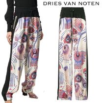 【18AW】★Dries Van Noten★all-over printed trousers