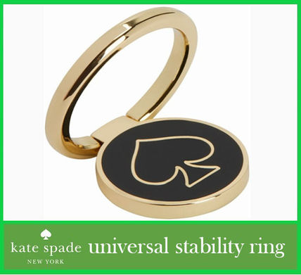 kate spade new york iPhone・スマホケース [セール]ケイトスペード☆universal stability ring