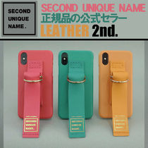 【NEW】「SECOND UNIQUE NAME」 LEATHER 2nd 正規品