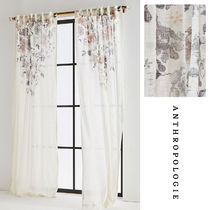 送料/関税込【Anthropologie】 Felicity Curtain