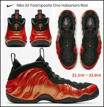 【NIKE】 MEN'S NIKE AIR FOAMPOSITE ONE ★メンズ Habanero Red