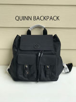 SALE! TORY BURCH★軽いナイロン QUINN BACKPACK*追跡有