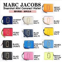 MARC JACOBS【国内発送】Snapshot Mini Compact Wallet☆