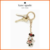 ☆kate spade☆kate spade new york for minnie mouse keychain