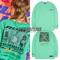 BURIED ALIVE(べリードアライブ) シャツ 116. ロゴシャツ BA H.P.S LOGO LONG SLEEVE MINT