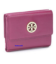 【TORY BURCH】即発送可☆スナップ・フレンチ財布