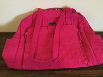 Make a Change Baby Bag / Fuchsia
