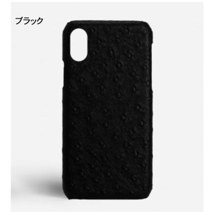 THE CASE FACTORY スマホケース・テックアクセサリー 送料無料☆THE CASE FACTORY*iPhone Xs  MAX XR オーストリッチ(4)