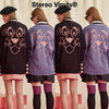 ★STEREO VINYLS COLLECTION★ PP Knit Cardigan