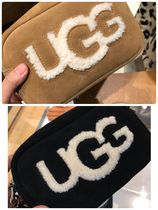 SALE!!【UGG】W JANEY CROSBDY SHEEPSKIN♪ショルダーバッグ♪