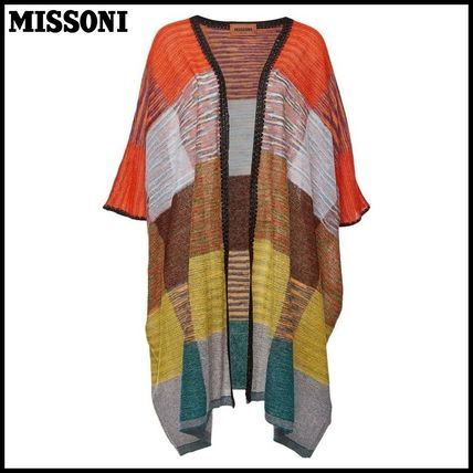 MISSONI(ミッソーニ)★Cardigan with Alpaca and Mohair