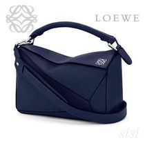 LOEWE★ロエベ Puzzle Small Bag Marine