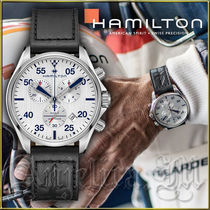 ★送料関税追跡込★Hamilton Khaki Pilot Black Watch H76712751