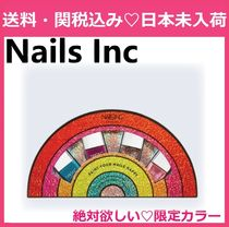 限定 NAILSINC Paint Your Nails Happy Nail Polish Gift Set