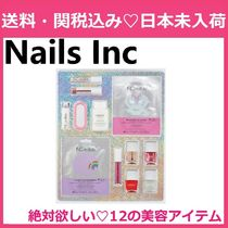 日本未入荷 NAILSINC 12 Days of Beauty Gold Advent Calendar