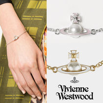 ◆VivienneWestwood◆パール IRIS Bas Relief ブレスレット
