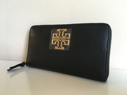 Tory Burch BRITTEN ZIP CONTINENTAL WALLET セール 即発送