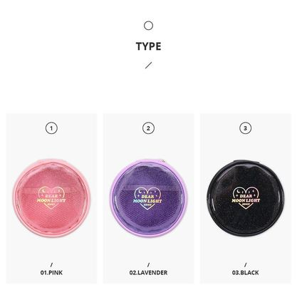 SECOND MANSION メイクポーチ 【SECOND MANSION】 MOONLIGHT TWINKLE BEAUTY POUCH(3)