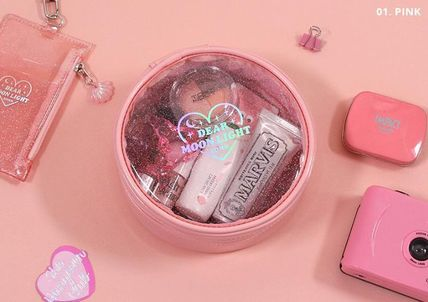 SECOND MANSION メイクポーチ 【SECOND MANSION】 MOONLIGHT TWINKLE BEAUTY POUCH(4)