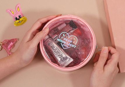 SECOND MANSION メイクポーチ 【SECOND MANSION】 MOONLIGHT TWINKLE BEAUTY POUCH(8)