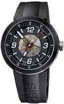 オリス Oris Tt1 Skeleton Engine Date Mens Watch 733 7668 41