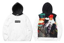 14SS☆Supreme×Comme Des Garcons Pullover コラボ