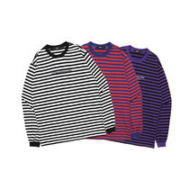 (LIFUL) LMC ASSOCIATION STRIPE LONG SLV TEE (3size・追跡有)