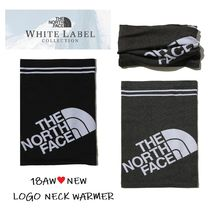 THE NORTH FACE★18AW whitelabel ロゴ入りネックウォーマー