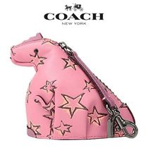 【COACH】●新作● Rexy Coin Case with Starlight Print