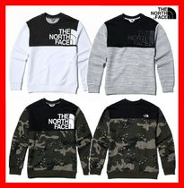 人気☆【THE NORTH FACE】☆NOVELTY NUPTSE SWEATSHIRTS☆3色☆