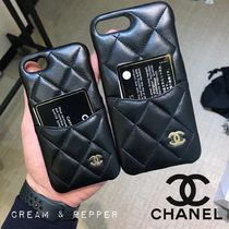 ☆CHANEL☆iPhone ケース 7/8/プラス・iPhone case 7/8/Plus