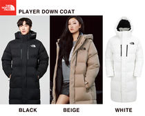 【THE NORTH FACE】PLAYER DOWN COAT★3色
