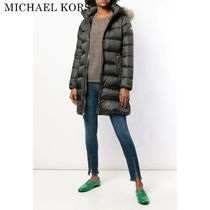 Michael Kors★quilted puffer coat★国内発送