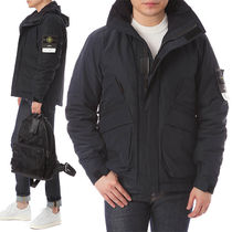 STONE ISLAND 18AW MICRO REPS WITH PRIMALOFT ダウンコート
