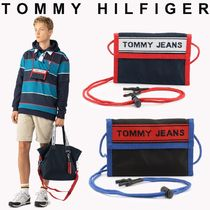 TOMMY JEANS ロゴウォレット 国内買付 ギフトにも