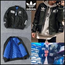 Adidas_Originals LOGO BOMBER JACKET☆正規品・安全発送☆