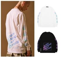 (LIFUL) LMC SQUARE LONG SLV TEE (全2色・3size・追跡あり)