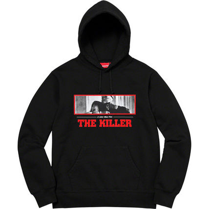 Supreme パーカー・フーディ 【WEEK10】AW18 Supreme THE KILLER HOODED SWEATSHRTS(3)