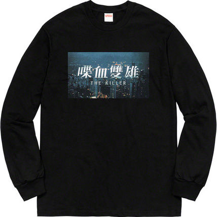 Supreme Tシャツ・カットソー 【WEEK10】AW18 Supreme(シュプリーム) THE KILLER L/S TEE(2)