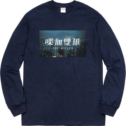 Supreme Tシャツ・カットソー 【WEEK10】AW18 Supreme(シュプリーム) THE KILLER L/S TEE(4)
