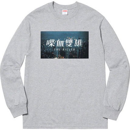 Supreme Tシャツ・カットソー 【WEEK10】AW18 Supreme(シュプリーム) THE KILLER L/S TEE(5)