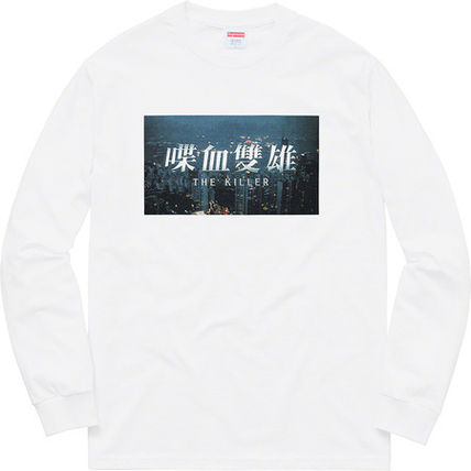 Supreme Tシャツ・カットソー 【WEEK10】AW18 Supreme(シュプリーム) THE KILLER L/S TEE(6)
