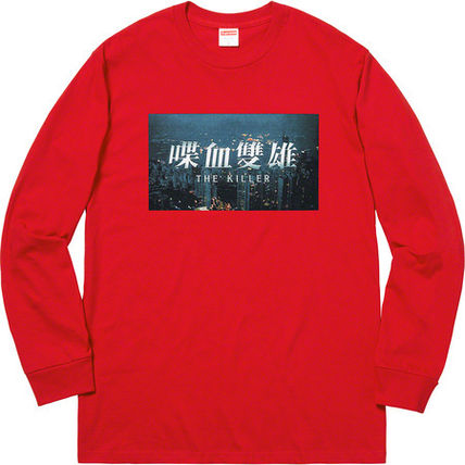 Supreme Tシャツ・カットソー 【WEEK10】AW18 Supreme(シュプリーム) THE KILLER L/S TEE(7)